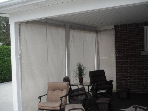 Outdoor Curtains Als Awning Shop