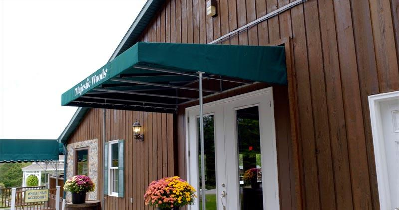Canopies & Walkways - Als Awning Shop