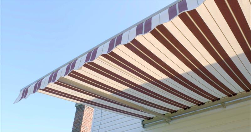 new style 23a6c 2a2da Retractable Awnings - Als Awning Shop