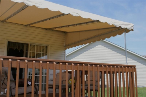 Residential Awning Cleaning Services by Al's Awning Shop in Erie, PA