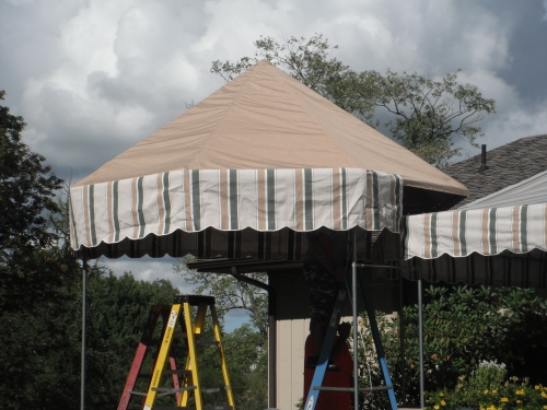Awning Repair Services by Al's Awning Shop in Erie, PA